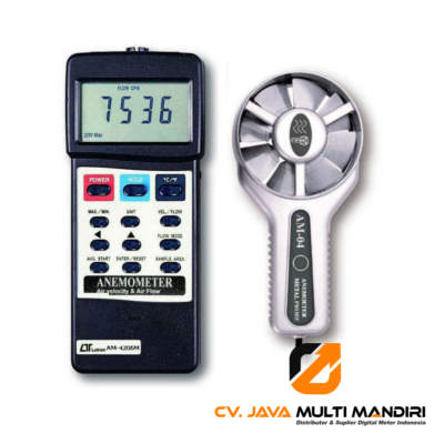 Anemometers Lutron AM-4206M