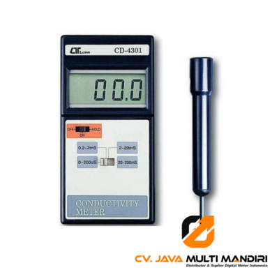 Conductivity Meter Lutron CD-4301