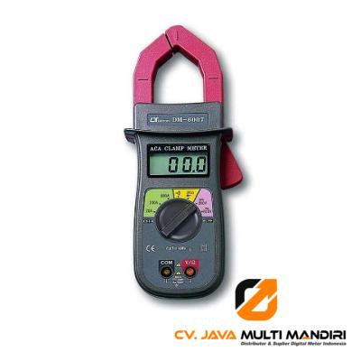 Clamp Meter Digital Lutron DM-6007