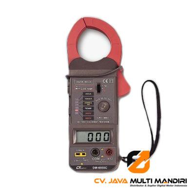 Clamp Meter Digital Lutron DM-6055C/F