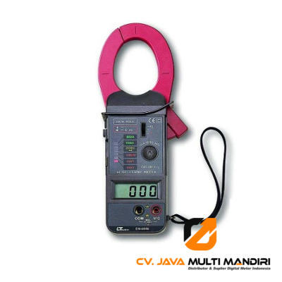 Clamp Meter Digital Lutron DM-6058