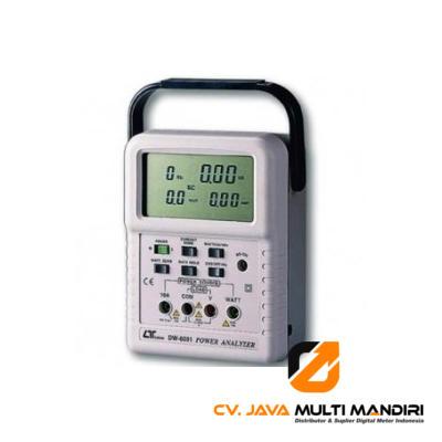 Power Analyzers Digital Lutron DW-6091