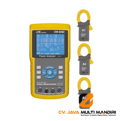 Power Analyzers Lutron DW-6092