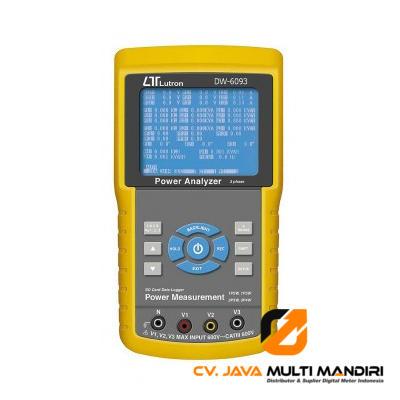 Power Analyzers Digital Lutron DW-6093