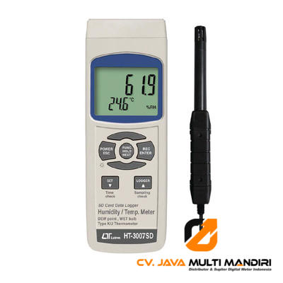 Humidity Meter Lutron HT-3007SD