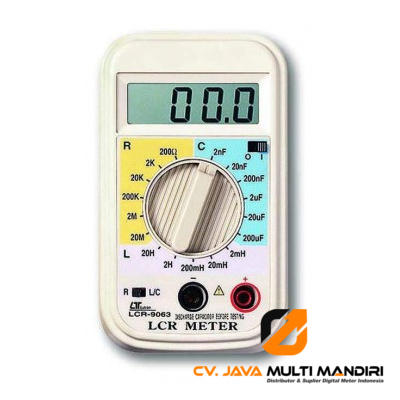 LCR Meter Lutron LCR-9063