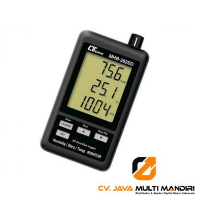 Humidity Meter Lutron MHB-382SD