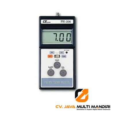 pH Meter Lutron PH-206