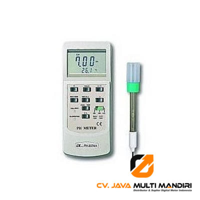 pH Meter Lutron PH-207HA