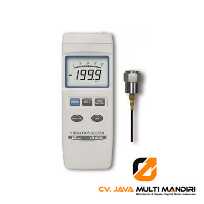 Vibration Meters Lutron VB-8203