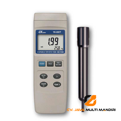 Conductivity/TDS Meter Lutron YK-22CT