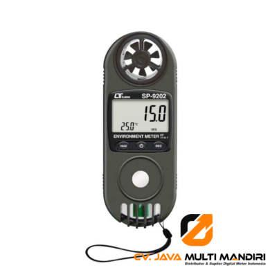 Alat Ukur Kecepatan Angin LUTRON SP-9202